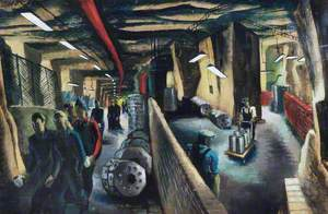 Bristol Aircraft Company: Underground Factory at Corsham
