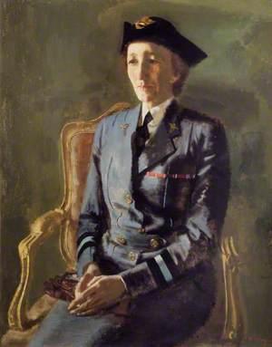 Dame Emily Mathieson Blair (1894–1963), DBE, RRC, Matron-in-Chief Princess Mary's RAF Nursing Service