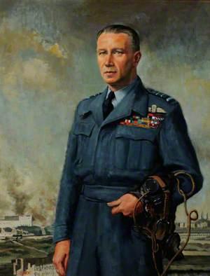 Air Marshal Sir Hugh P. Lloyd (1894–1981), KBE, CB, MC, DFC