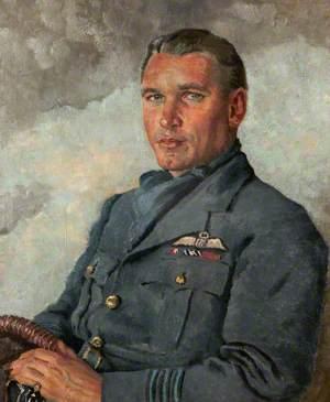Squadron Leader Adolph Gysbert Malan (1910–1963), DSO, DFC