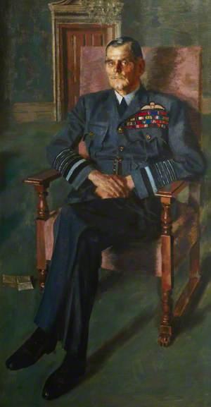 Marshal of the Royal Air Force Lord Hugh Trenchard (1873–1956), GCB, GCVO, DSO