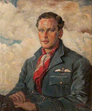 Squadron Leader Michael Lister Robinson, 609 Squadron