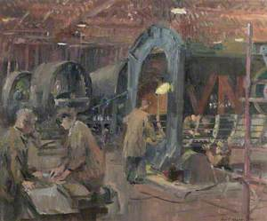 Lancaster Fuselage Section