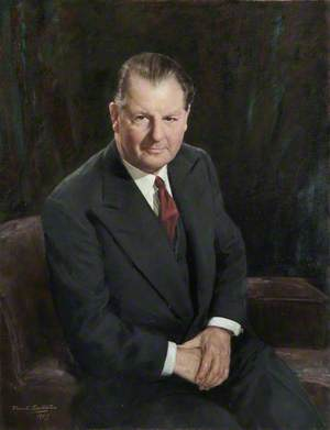 Frank B. Halford (1894–1955), CBE