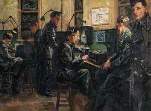 Radio Transmission, Biggin Hill
