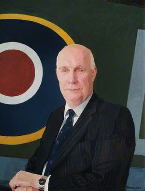 Dr Michael Fopp, Director General of the Royal Air Force Museum