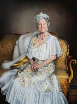 HM Queen Elizabeth, the Queen Mother (1900–2002)