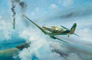 The First, Dunkirk, 23 May 1940: Bob Stamford Tuck's First Kill