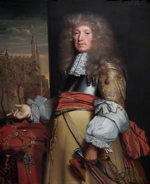 Sir John Robinson (1615–1680), Lord Mayor of London (1662)