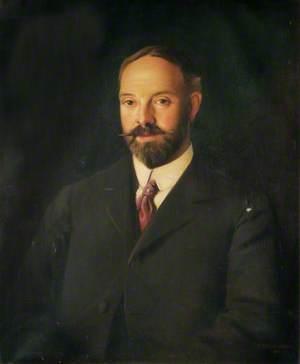 George William Davis, JP