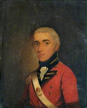 Thomas Blizard in the Uniform of the Honourable Artillery Company