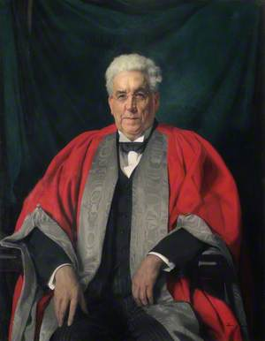 William Wright, DSc, FRCS