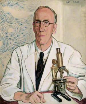 Professor Hubert Maitland Turnbull (1875–1955)