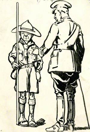 Scout's Insufficient War Service