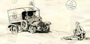 Scout Ambulance