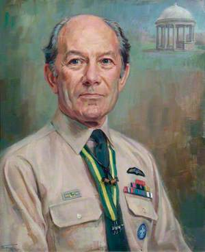 Major General Michael John Hatley Walsh (b.1927), CB