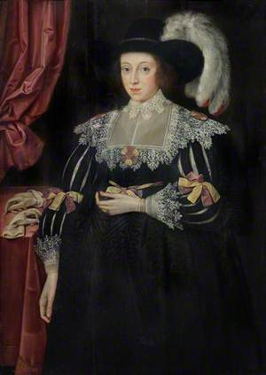 Anne Fanshawe (1607–1628), First Wife of Thomas, 1st Viscount Fanshawe