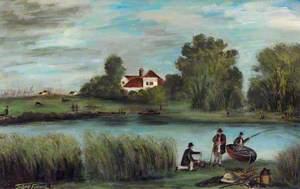 'Anglers Retreat', Dagenham