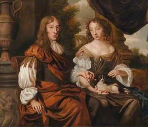 Thomas Fanshawe (1628–1705), with His Second Wife, Elizabeth (1641–1729)