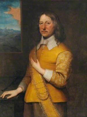 Sir Simon Fanshawe (1604–1679)