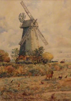 Drakes Mill, Marks Gate, near Chadwell Heath