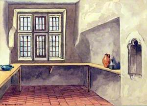 The Pantry, Eastbury House, Barking