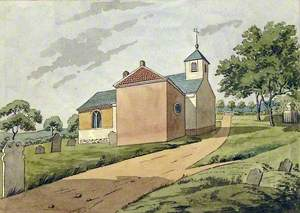Little Ilford Church, 1800