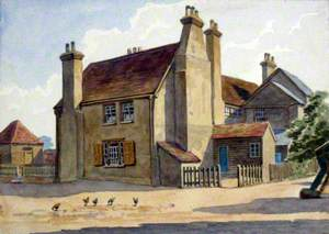 Gayshams Hall, Barkingside