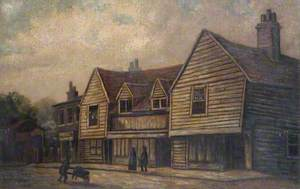 The Old Shops, Church End
