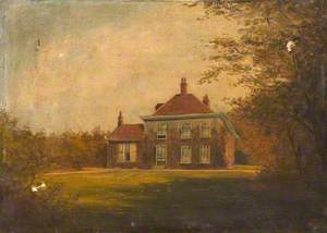 View of Epworth Rectory