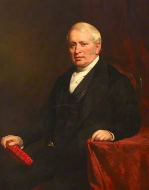 Reverend John Mason