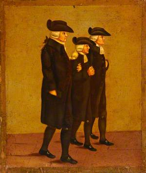 'Ninety-four years have I sojourned upon this earth endeavouring to do good' (Reverend Mr Hamilton, Mr Wesley, and Mr Cole, Methodists)