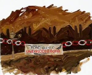 Unexploded Bomb, Winter 1940–1941