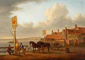 'The Bell' Inn at Erith