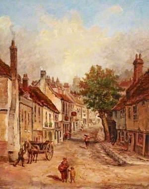 Old Crayford High Street