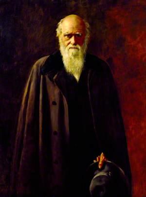 Charles Darwin (1809–1882)