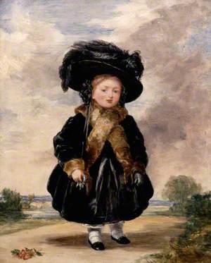 Princess Victoria (1819–1901), Aged Four