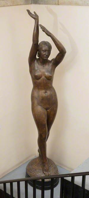 Flossie (Standing Nude)