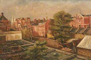 View from Trafalgar Studios, Chelsea