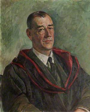 A. G. Price, Warden of Goldsmiths College (1950–1953)