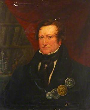 Mr James Marsh (1794–1846), Royal Arsenal Ordnance Chemist