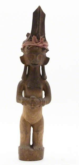 Female Ancestral Figure (Adu)