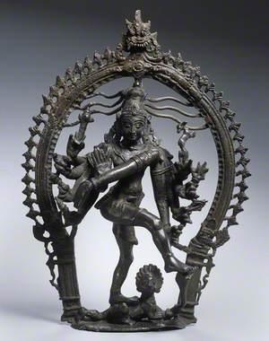 Sivanataraja (Shiva, Lord of the Dance)