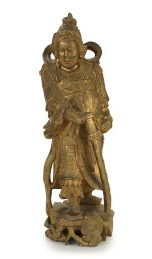 Wei Tuo (the Protector of the Dharma)