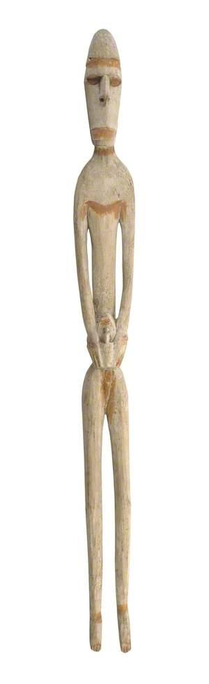 Human Figure Holding Human Head
