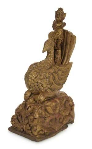 Garuda Wisnu Temple Figure