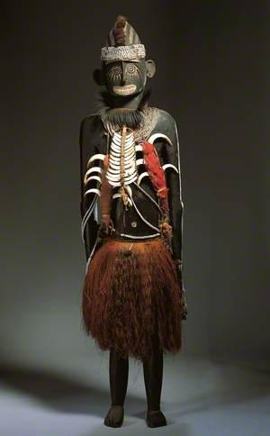 Goddess Ukaipu