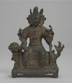 Wenshu, Bodhisattva Manjusri