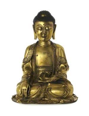 Seated Buddha Sakyamuni (Historical Buddha)
