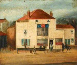 'Angel Inn', Loampit Lane, Lewisham